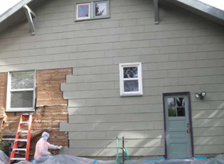 residential asbestos removal