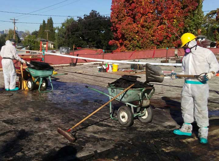 Commercial Asbestos Abatement Portland, Oregon