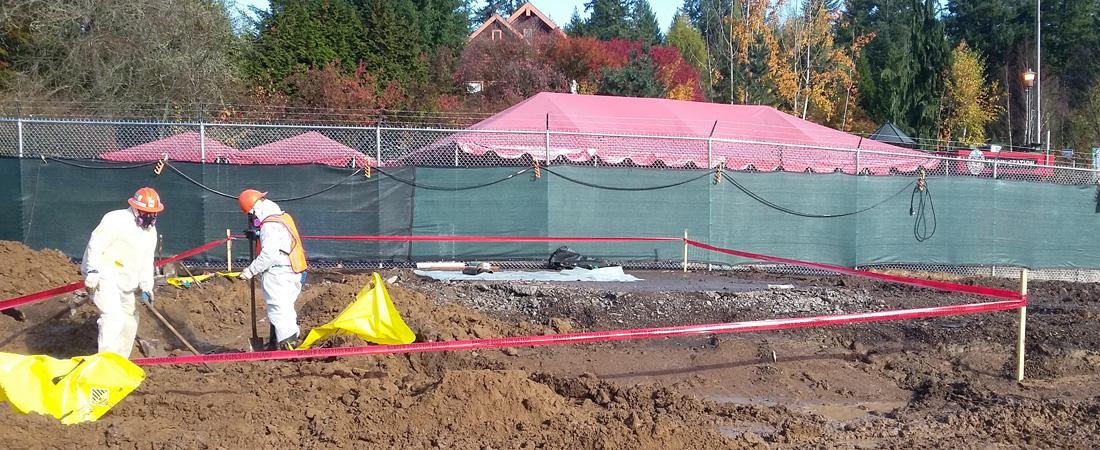 PMG Asbestos Removal Portland Oregon